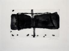 Emil Schumacher: Motiv 3/ 1967