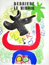 Derriere le Miroir No. 29-30, 1950 (Miró)
