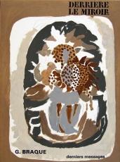 Derriere le Miroir No. 166, 1963 (Braque)