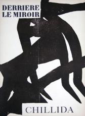 Derriere le Miroir No. 90-91, 1956 (Chillida)