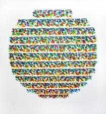 Piero Dorazio: Gea, 1981