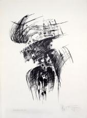 Bernhard Heiliger: Galerie Franke, 1965