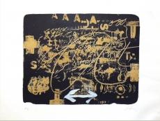Antoni Tàpies: Lettres, 1983