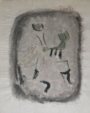 Alexander Camaro: Composition, 1962