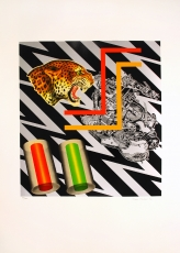Peter Phillips: Lioness, 1970