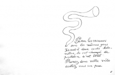 Fernand Léger: Cirque, 1950 (Titel)