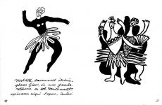 Fernand Léger: Cirque, 1950 (Saphire 73+78)