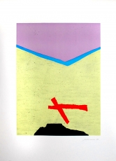 Giuseppe Santomaso: Racconto , 1973