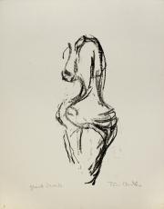 Toni Stadler: Metamorphose, 1964