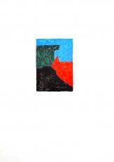 Serge Poliakoff: Erker Galerie, 1969