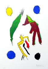 Eugène Ionesco: Les ésprits et leur lunes, 1985