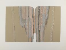 Robert Quijada: Landscape II, 1973