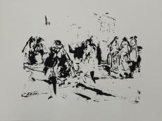 Antoni Mari Ribas: En la Carretera, 1974