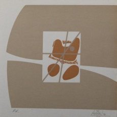 Acrisclo Manzano: Composición, 1973