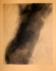 Claude Garache : Dos de Meouge , 1980