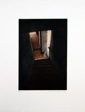 Reinhard Zado: Lichttreppe, 1985
