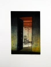 Reinhard Zado: Nebenraum, 1985