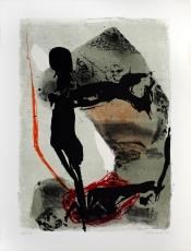 Giuseppe Santomaso: Composizione, 1962