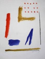 Albert Ràfols-Casamada: Ritmes i Espais  1, 2005
