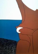 Joan Gardy-Artigas: Le bijou blanc, 1984