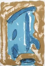 Albert Ràfols-Casamada: La tardor-5, 1990