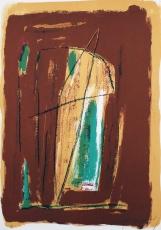 Albert Ràfols-Casamada: La tardor-4, 1990
