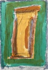 Albert Ràfols-Casamada: La tardor-3, 1990