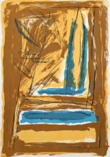 Albert Ràfols-Casamada: La tardor-2, 1990
