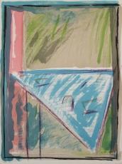 Albert Ràfols-Casamada: Interiors-6, 1982