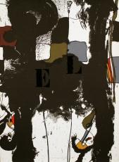 Josep Guinovart: El meu carrer n.° 1, 1976