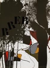 Josep Guinovart: El meu carrer n.° 4, 1976