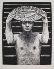 Robert Llimos: Pescater, 1985