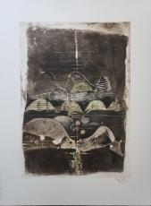 Johnny Friedlaender: Composition , ca. 1971