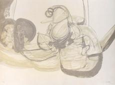 Eric Cormenzana: Personatges VI, 1974