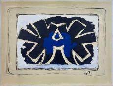 Georges Braque: Pour St. Gallen 1962/63