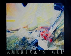 Paul Ambille America´s Cup 1980
