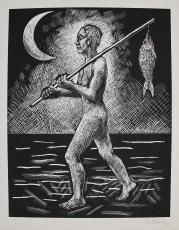 Robert Llimos: Pescador, 1985