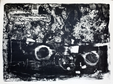 Antonio Clavé: La Feuille, 1960