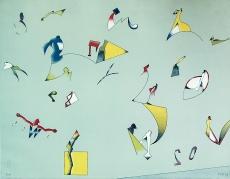 Jan Voss: Vogelperspektive,1972