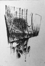 Bernhard Heiliger: Komposition II, 1967