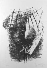 Bernhard Heiliger: Komposition V, 1967 (1)