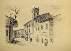 Ferruccio Mataresi: Via per la Piazza