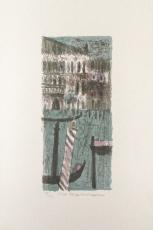 Max Peiffer Watenphul: Venedig, Canale Grande l, 1972