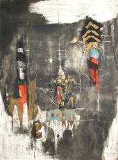 Johnny Friedlaender: Formes et Lumiere, 1965