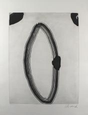 Emil Schumacher: Motiv 1/ 1967