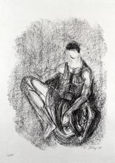Rudolf Belling: Figur, 1967 (2)