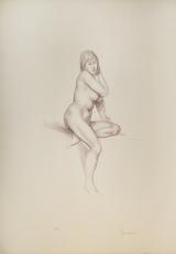 Ferruccio Mataresi: Nuda (1)