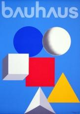 Herbert Bayer: bauhaus, 1967