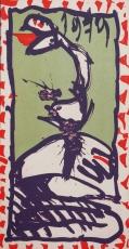 Maitres-Graveures Contemporains 1979 (Alechinsky)