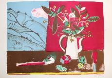 Alfredo Fabbri: Paedaggio e natura morta, 1973